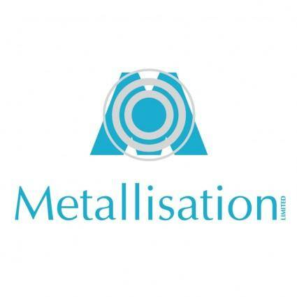 free vector Metallisation