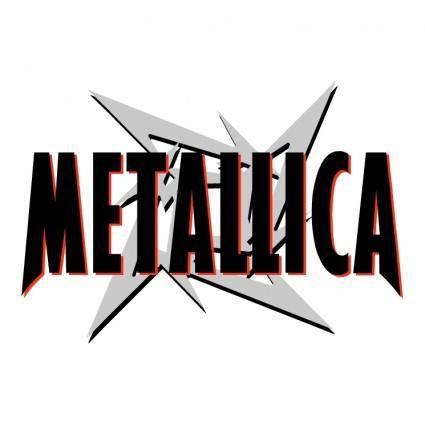 free vector Metallica 2