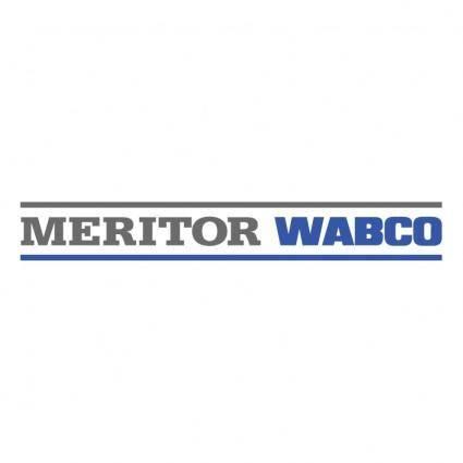 free vector Meritor wabco