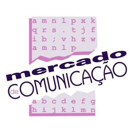 Mercado de comunicacao