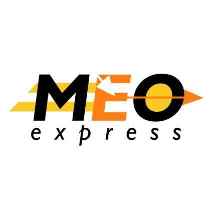 free vector Meo express