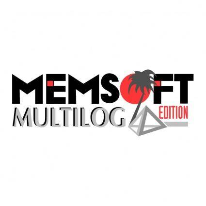 free vector Memsoft multilog edition