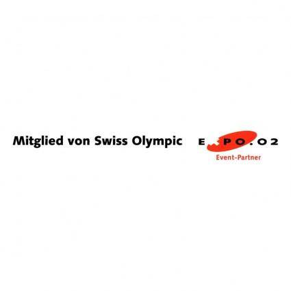 Member of swiss olympic 1