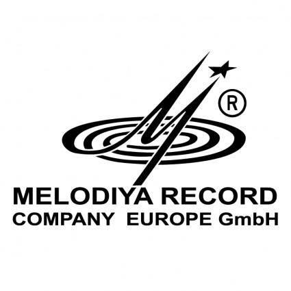 free vector Melodiya records