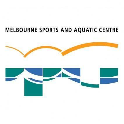 free vector Melbourne sports and aquatic centre