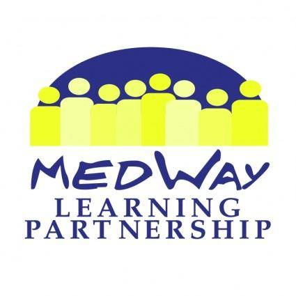free vector Medway learning partnership
