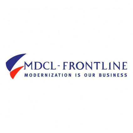 free vector Mdcl frontline