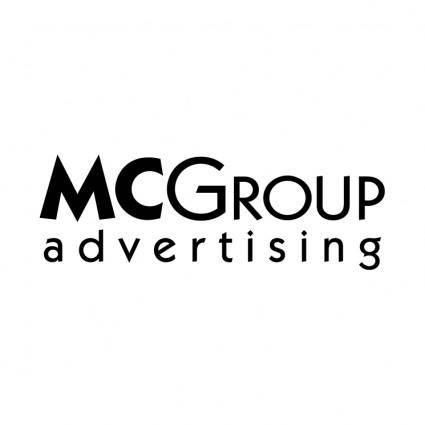 free vector Mcgroup advertising