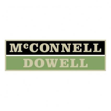 free vector Mcconnell dowell