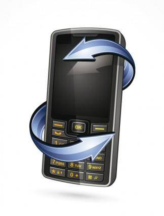 free vector Vector 6 phone