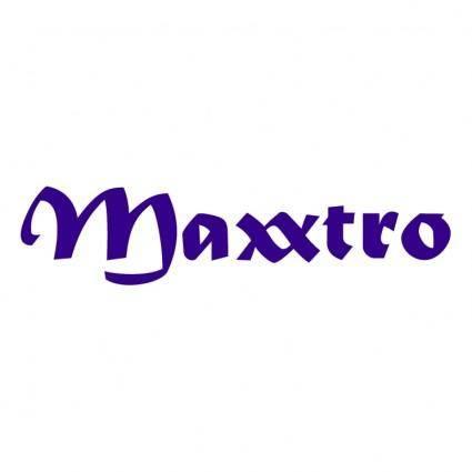free vector Maxxtro