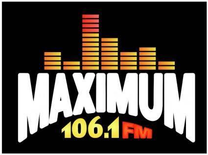 free vector Maximum radio 0