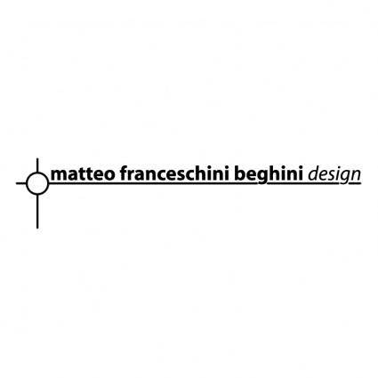 Matteo franceschini beghini