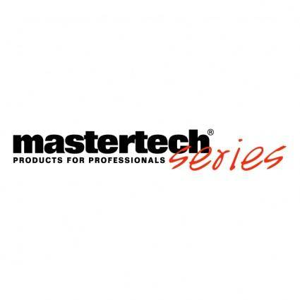 Mastertech series