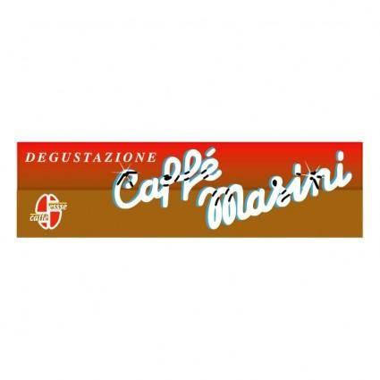 free vector Masini caffe