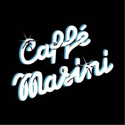 free vector Masini caffe 0