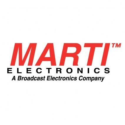 free vector Marti electronics