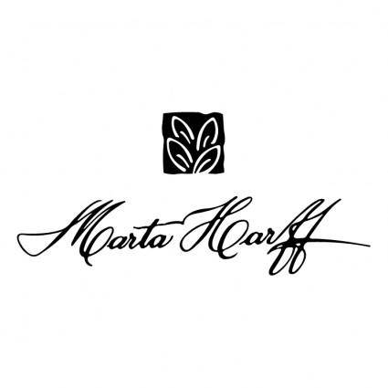 free vector Marta harff