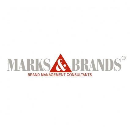 free vector Marks brands
