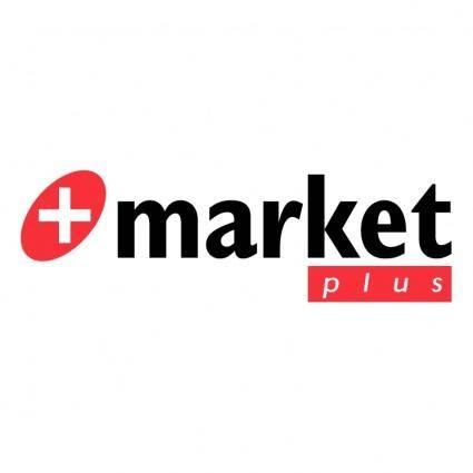 free vector Market plus