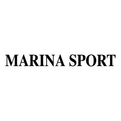 free vector Marina sport