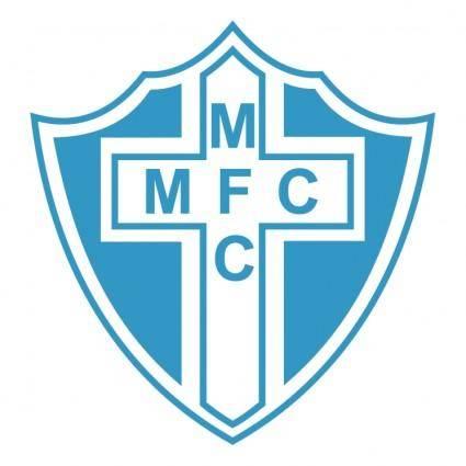 free vector Mariano futebol clube de santarem pa