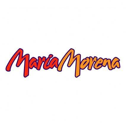 free vector Maria morena