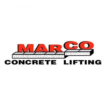 free vector Marco concrete
