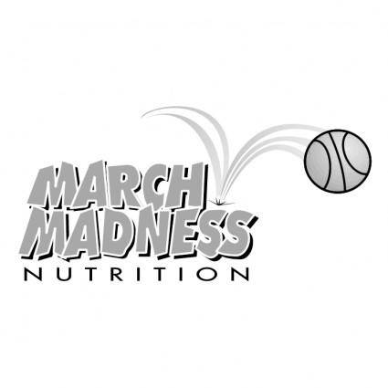 March madness nutrition