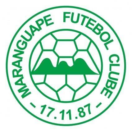 free vector Maranguape futebol clube de maranguape ce