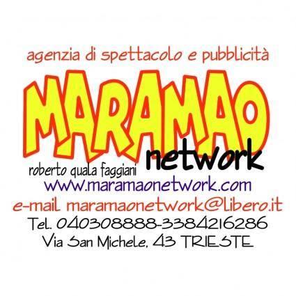 free vector Maramao network
