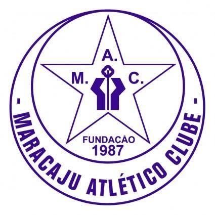 free vector Maracaju atletico clube de maracaju ms