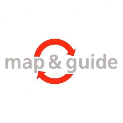 free vector Map guide