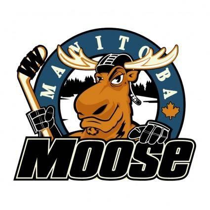free vector Manitoba moose