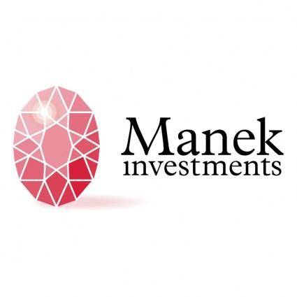 Manek investments