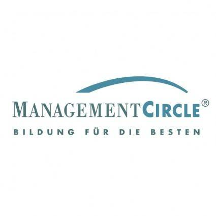 free vector Management circle 0