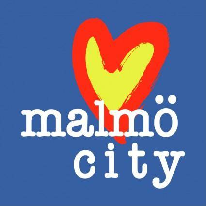 free vector Malmo city