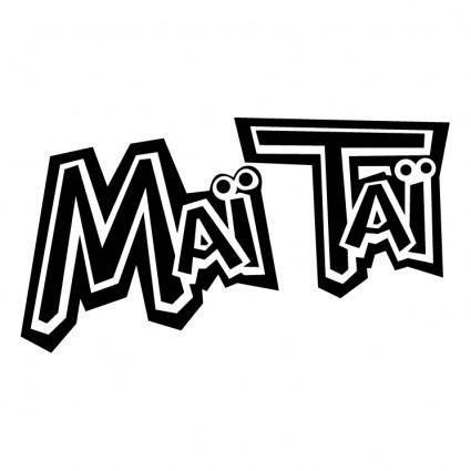 free vector Mai tai