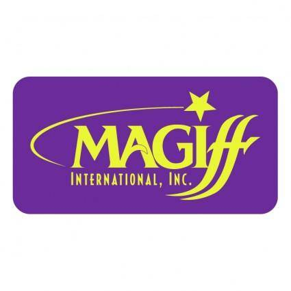 free vector Magiff international