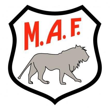 free vector Maf futebol clube de piracicaba sp