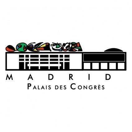 Madrid palacio de congres