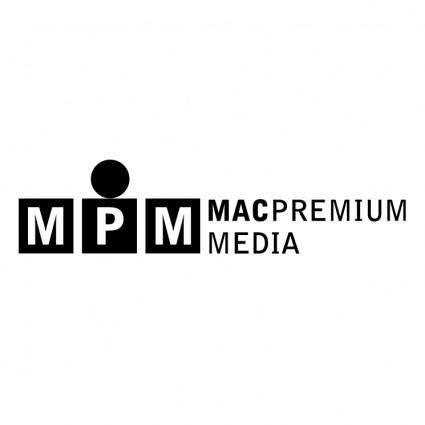 free vector Macpremium media