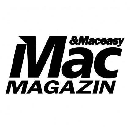 free vector Mac magazin maceasy
