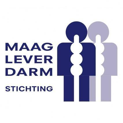 free vector Maag lever darm stichting 0