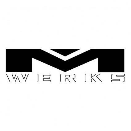 free vector M werks