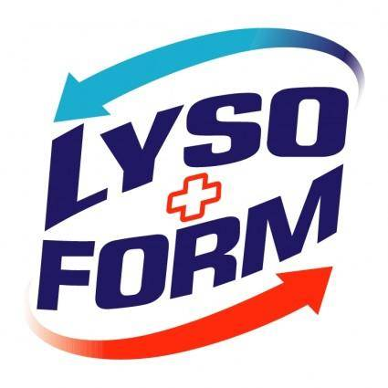 free vector Lysoform