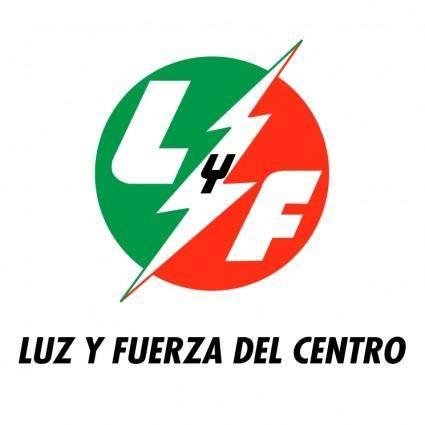 free vector Luz y fuerza del centro