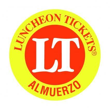 free vector Luncheon tickets