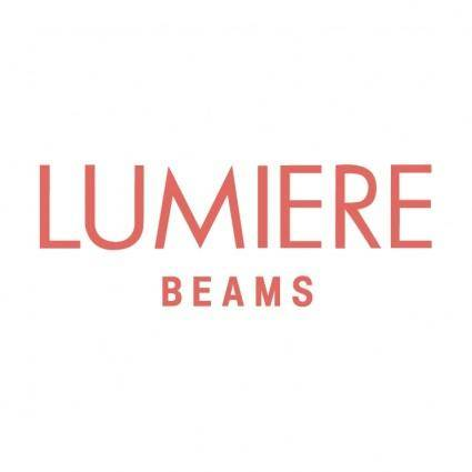 Lumiere beams
