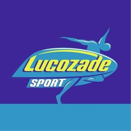 free vector Lucozade sport